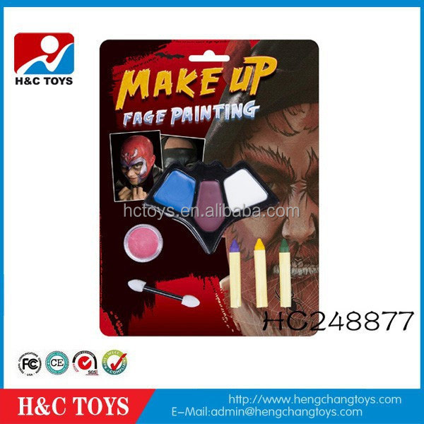Halloween Cosmetics make up face painting toy HC248877