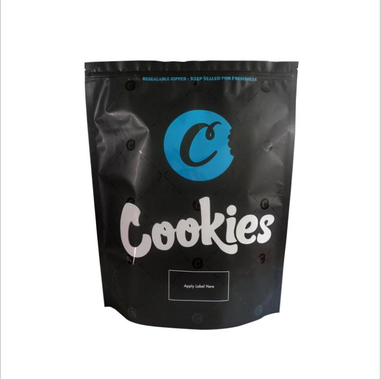 1 POUND cookies cannabis LB bag