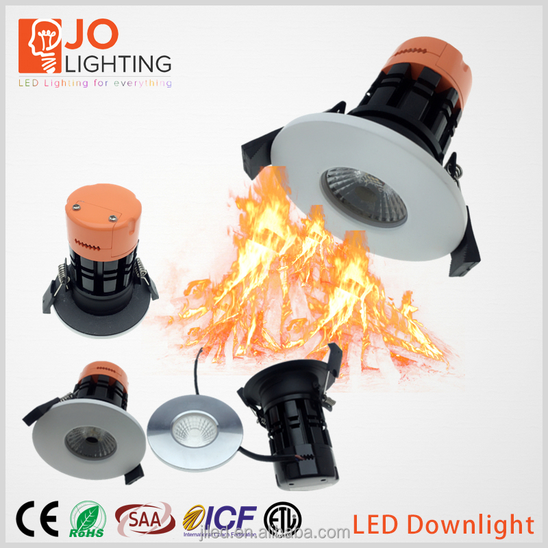 2017 New Led Fire Rated Downlight,Ip65 Led Downlight