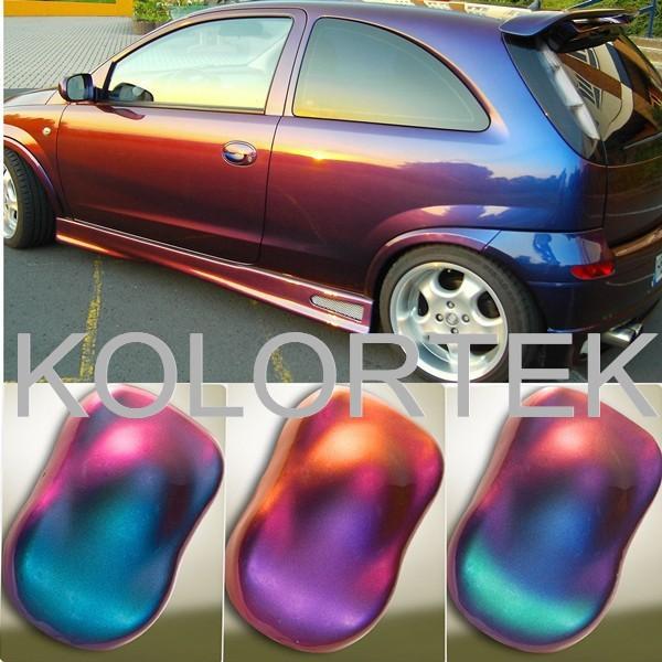 Kolortek Chameleon Color Changing Car Paint Pigment,Color