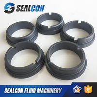 mechanical seal rotary face SSIC silicon carbide seal ring
