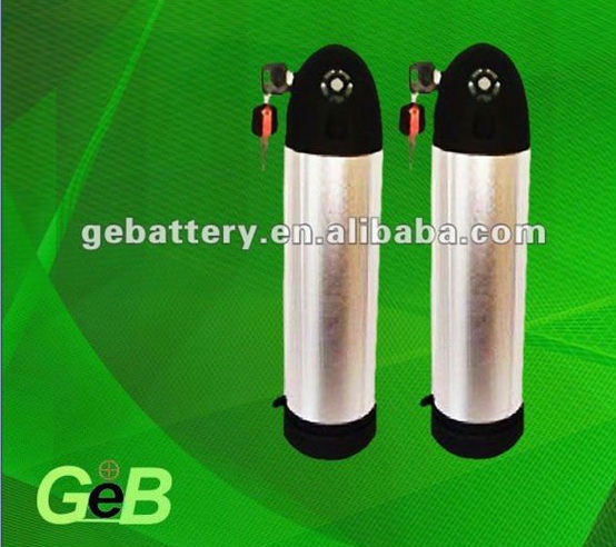 36V8Ah lithium ion battery pack, electric bicycle battery pack