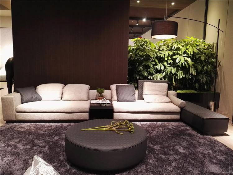 Bajo Precio Moda Salón Muebles Sofá Tela Forro - Buy Product on ...