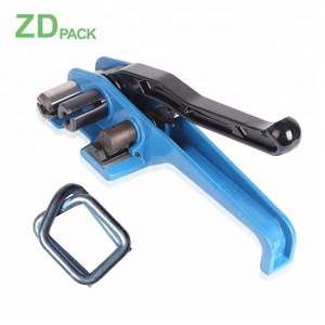 JPQ-32 ZD patented manual strapping machine for cord strap 32mm