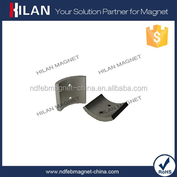 ... magnets. Part of Our customized Arc Segment neodymium motor magnets