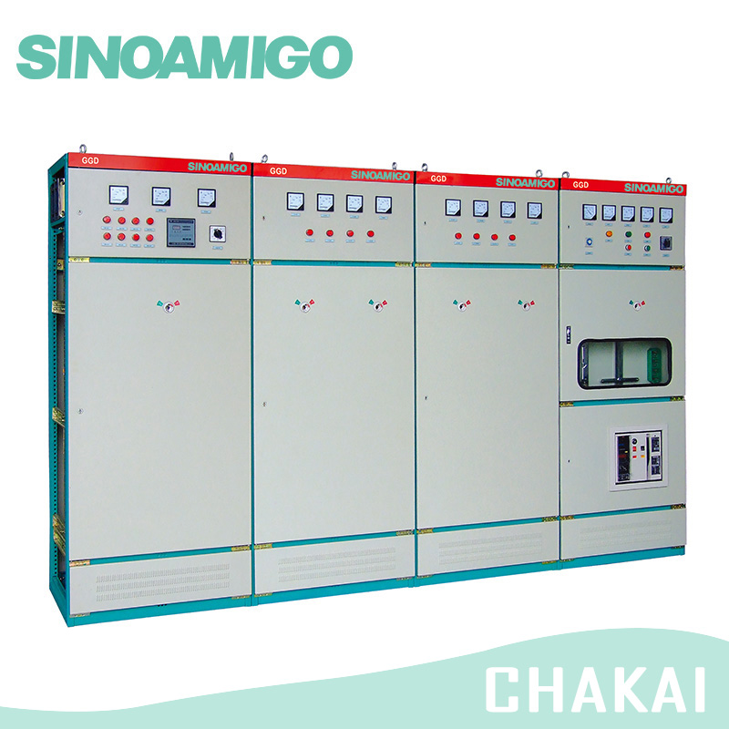 China's fastest growing factory best quality GGD Indoor Low Voltage Withdrawable Switchgear,electrical panel board