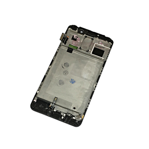 mobile phone lcd for Huawei Mate9 pro lcd screen digitizer with frame