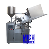 MIC-R30 silicon filling machine silicone sealant filling machine with vacuum aluminum tube station can reach 60 tubes/min