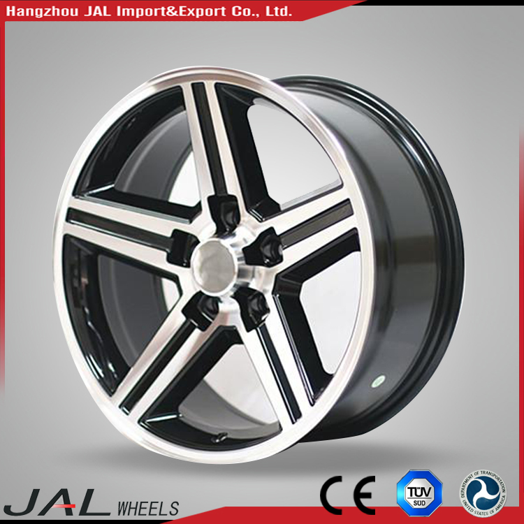 Customized Competitive Price Silver Color Car Rims