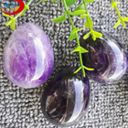 spiritual products natural stones eggs healing crystal amethyst yoni eggs stone eggs