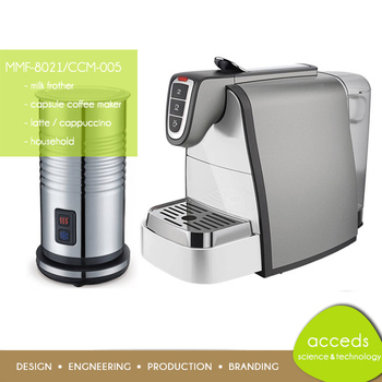 Best Espresso Automatic Coffee Maker With Milk Frother