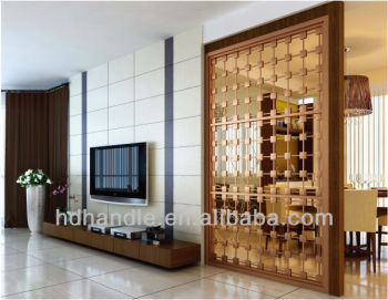Stainless Steel Decorative Screen Living Room Divider Partition Part 62