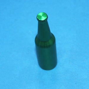 Hot selling high precision stamping clip cnc machining parts metal anodized aluminum bottle / parts
