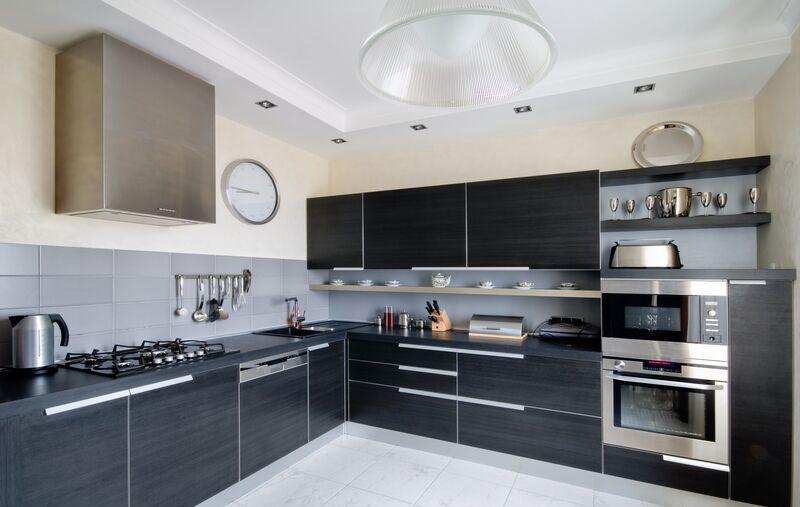 Foshan fabriek lage prijs groothandel moderne keuken kasten keuken