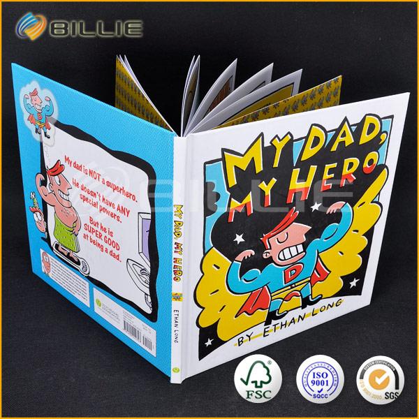 2014 The Best Full Color Hardback Book Printing