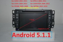 7″pure Android 4.4.4 for Chevrolet EPICA  2011 car dvd,gps navi 3G,Wifi,BT,4 core,16G flash,1080P,1024 x 600,Russian,English