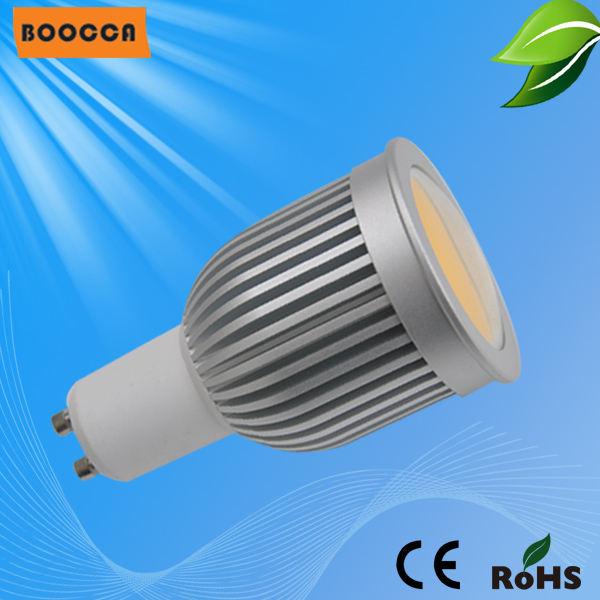 2014 neues produkt warmweiß cob spot led gu10