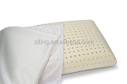 Holes Natural Memory Foam Pillow With Latex Feeling