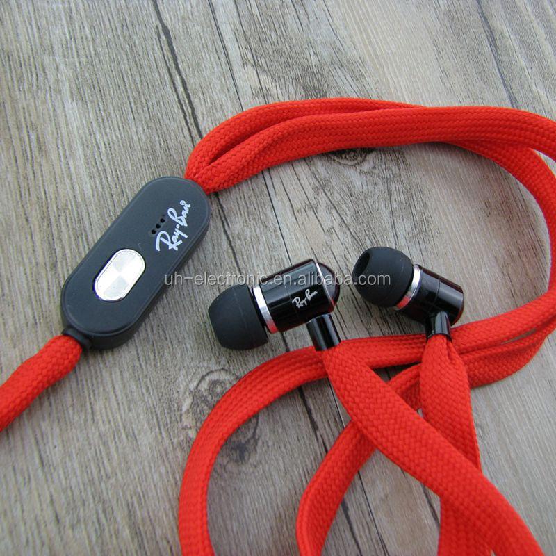 f353b8ee718fb حار بيع تصميم جديد متعدد الألوان رباط raban سماعة مع مايكروفون ...