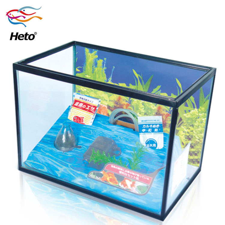 7.5G/28 liter small/ Large glass fish tank