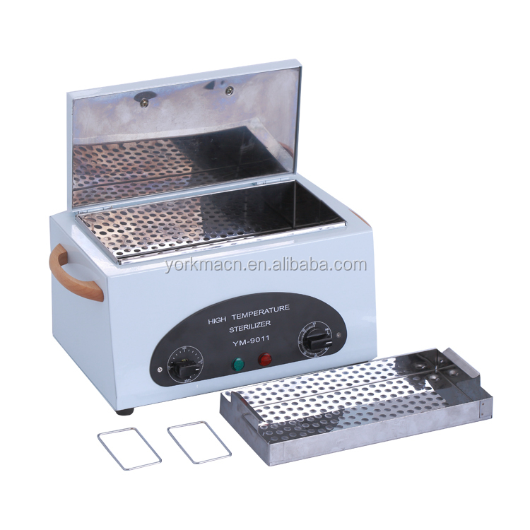 High quality YM-9011 dry heat high temperature sterilizer for nail beauty hair salon