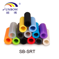 3mm 6mm 8mm Heat Resistant Silicone Rubber Vacuum Hose / Tube / Pipe