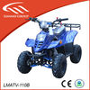 cool sports atv 110cc four wheelers for kids