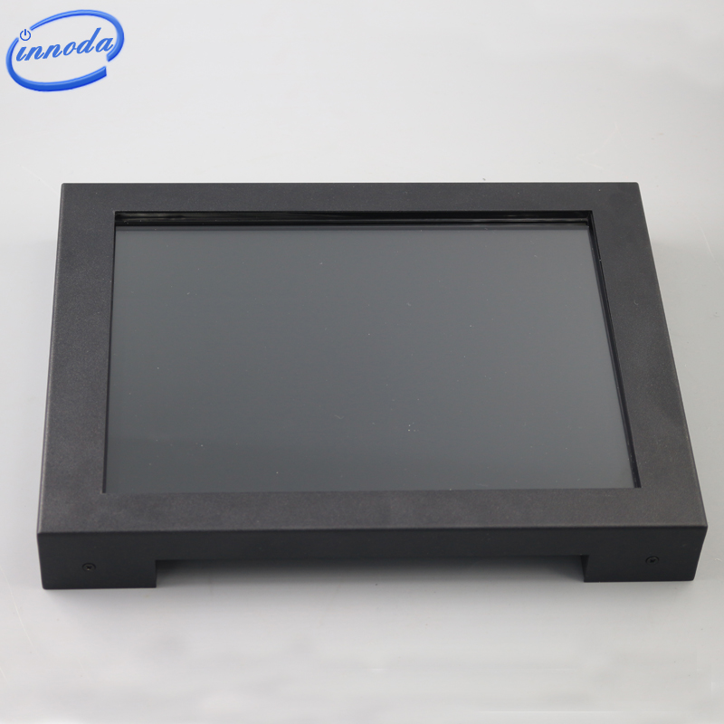 Rugged Embedded Industrial IR Smart Touch Screen Open Frame Monitor 12''