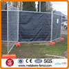 Hot-dipped galvanized welded fence temporary type