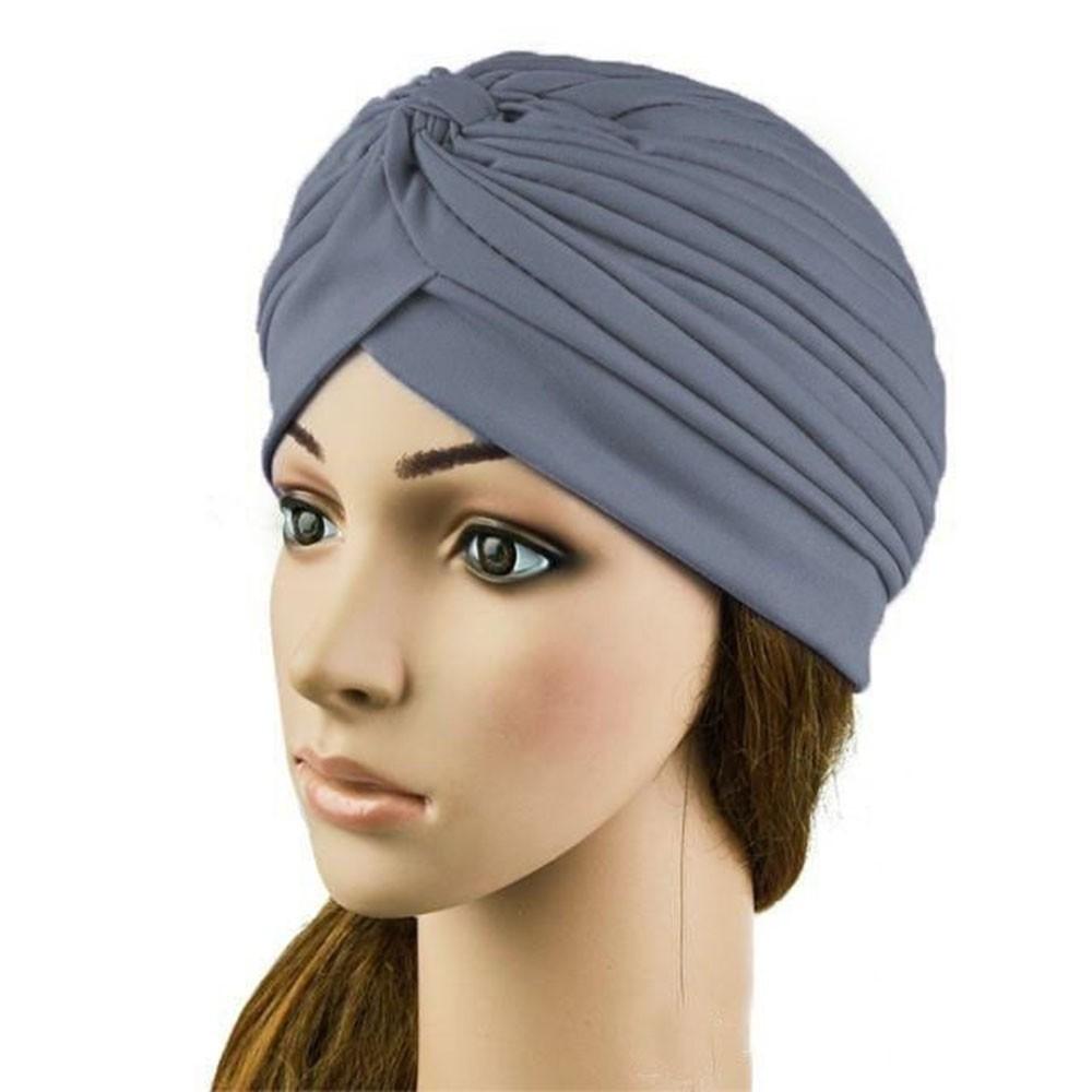 Wholesale-Stretchy Turban Head Wrap Band Sleep Hat Chemo Bandana ... b31c3b9a8ec
