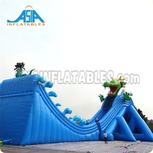 Kids and Adult Giant Inflatable Dragon Theme Slide for Commercial Rental