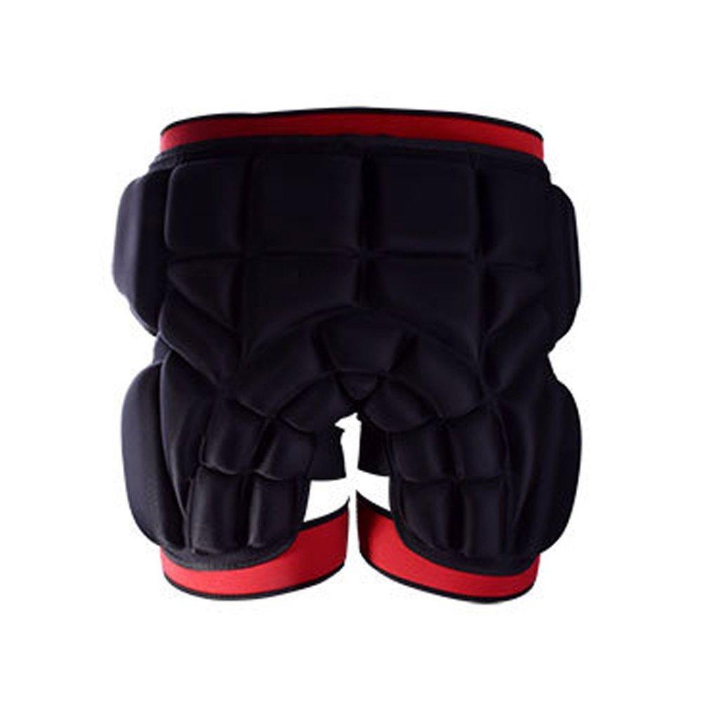 SOGAR Protection Hip EVA Paded Short Pants Pad Ski Skate Snowboard Protective gear
