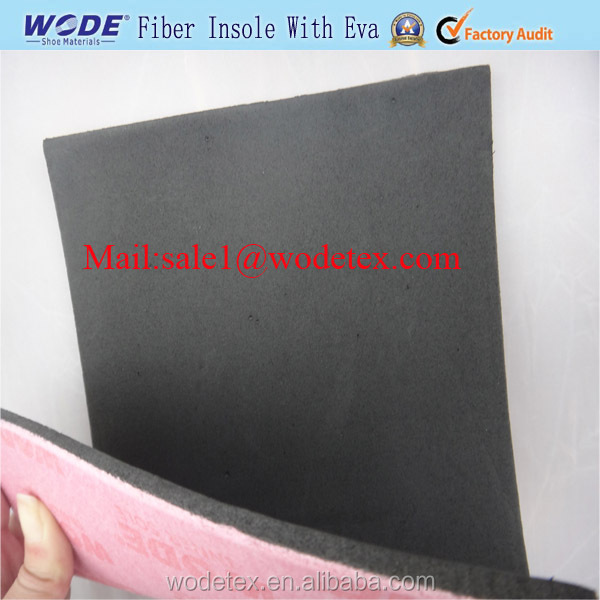 Shoe Insole Material Sheet With Eva Insole