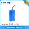 Rechargeable great power tools use li-ion 18650 2200mAh battery 7.4v