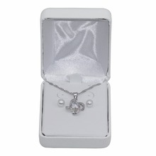 2018 Metal Jewelry Box For Earing Ring Bracelet Pendant Necklace