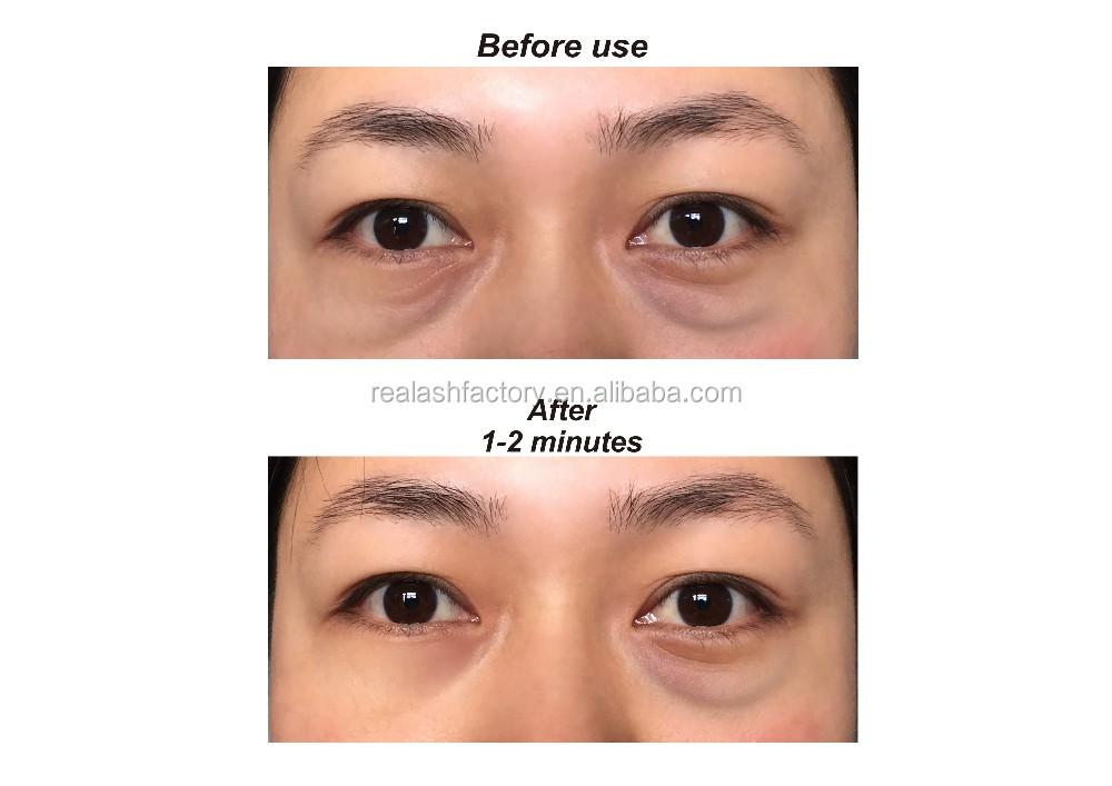 5 Sachet Instantly Anti Aging Wrinkle Lift Serum Eye Bag Removing ...