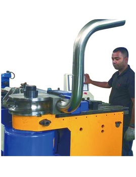 Manufacture Sells DW89NC hydraulic semi automatic tube bending machine