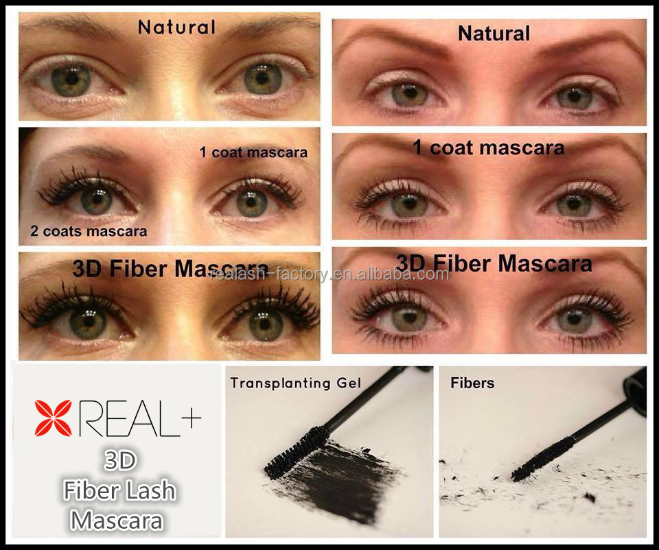 World Best Selling Makeup Products Real+ 3d Fiber Lash Mascara ...