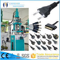 35 ton vertical hydraulic power cord injection moulding machine plastic injection moulding machine for sale