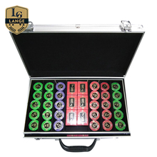 Acryl Kanada Poker Chips Blackjack Poker Chip Set 600