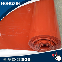 Customized 1mm Silicone rubber sheet/rubber roll