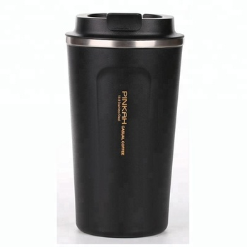 Pinkah Custom Logo 510ml Double Walled Stainless Steel Insulated