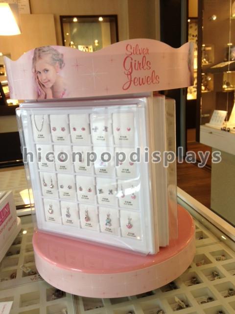 Jewellery Showroom Display Designs Countertop Acrylic Wooden ...