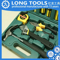 Chinese plastic box professional tools for lady mechanics tool set
