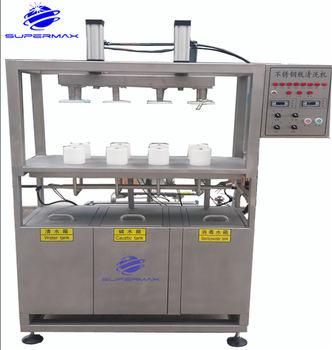 Top quality 8 heads beer bottle cleaning machine equipment