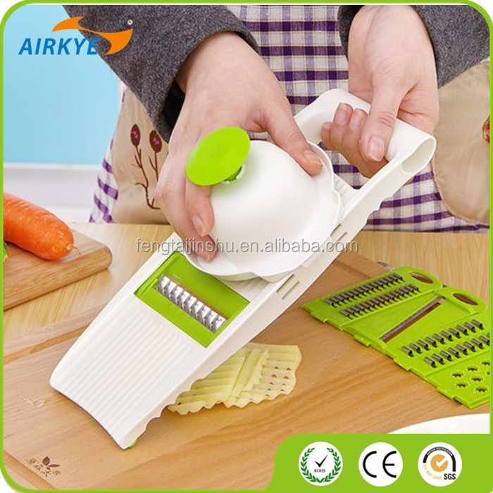 professionnel l gumes mandoline slicer julienne cutter r pe ail concasseur outils fruit et. Black Bedroom Furniture Sets. Home Design Ideas