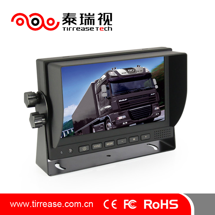 Wholesale China Professional Supplier 7 rear view mirror lcd monitor
