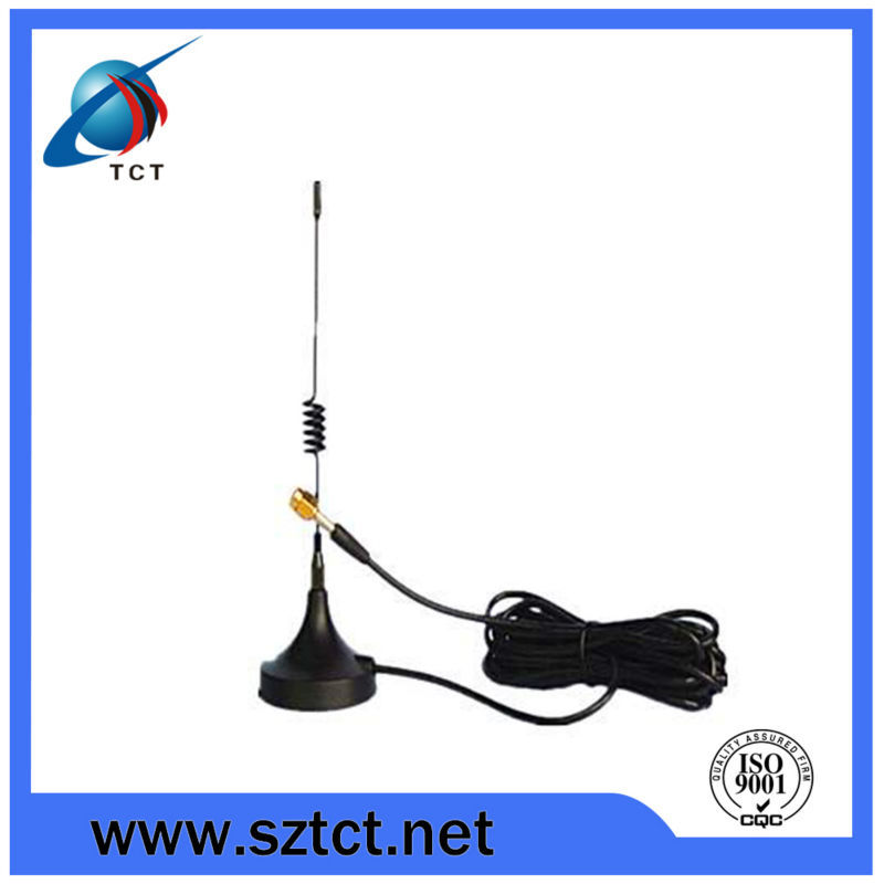Wireless waterproof car antenna /antenna amplifier for car radio