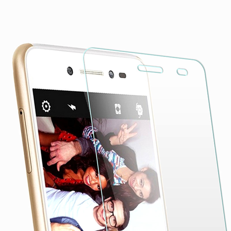 0 3mm Tempered Glass Film for Lenovo S90 Arc Edge High Transparent Screen Protector Film with
