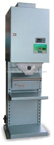 Semi Auto Packer / Weighing- Rice Processing Machine